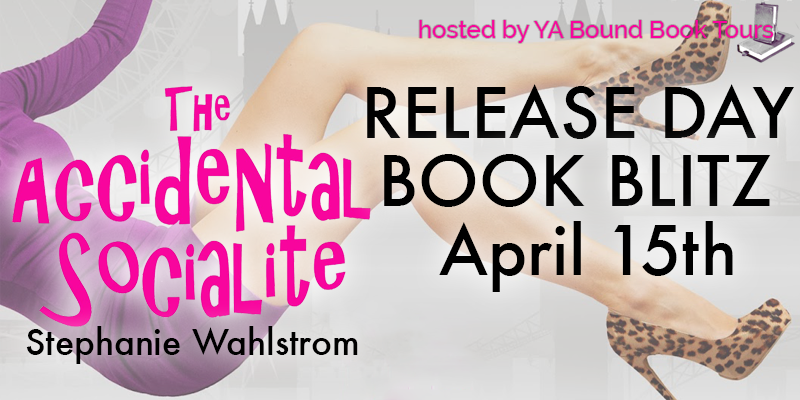 The Accidental Socialite Giveaway Ends 5/11