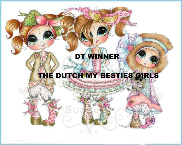 My Besties Dutch winner