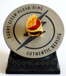 Anillo The Flash