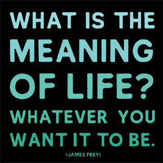 What Is The Meaning Of Life?~~