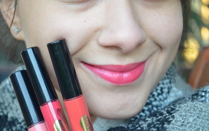 encres à lèvres Labell