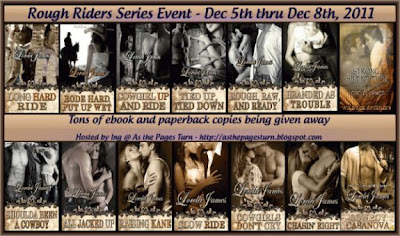 DETAILS: Rough Rider Series Event – Celebrating the McKays by Lorelei James