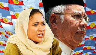 Anina saman Najib kerana sayangkan UMNO