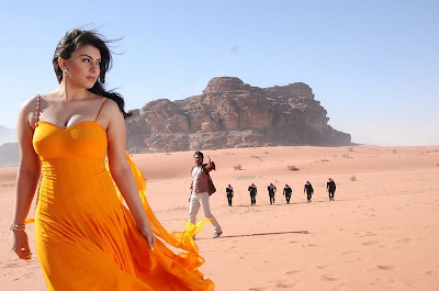 hansika motwani in okok movie actress pics