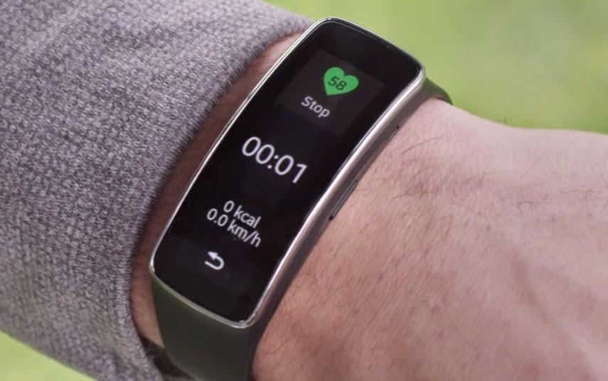 Samsung Gear Fit Reklam Videosu