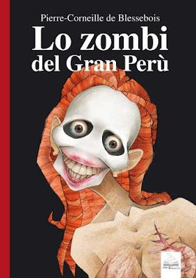 Lo zombi del Gran Perù, 2012, copertina