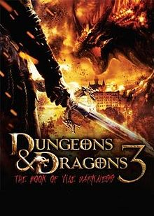 Poster Of Dungeons & Dragons The Book of Vile Darkness (2012) In Hindi English Dual Audio 300MB Compressed Small Size Pc Movie Free Download Only At worldfree4u.com