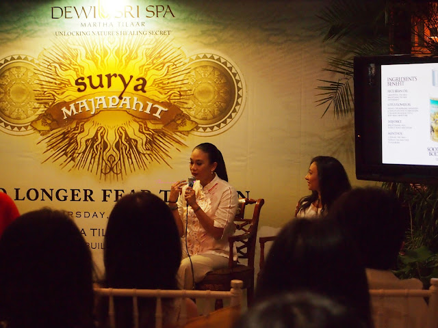 The best sun care products in Indonesia with a complete after sun care series from Dewi Sri Spa Martha Tilaar called Surya Majapahit. The range is a complete products consisting of Cooling Shower Gel with a menthol sensation and a great fresh scent, Sun Protection Lotion spf 40 and Soothing Body Gel that is lightweight and absorb really fast into the skin. A summer vacation must have to protect the skin from the sun with a cooling sensation to cool down the exposed skin to the sun. These are practical to be carried and easy to find at all martha tilaar store.