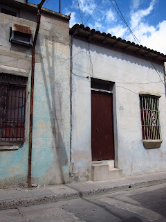 Santiago de Cuba Pilar's house