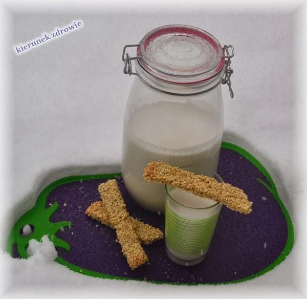 Mleko sezamowe
