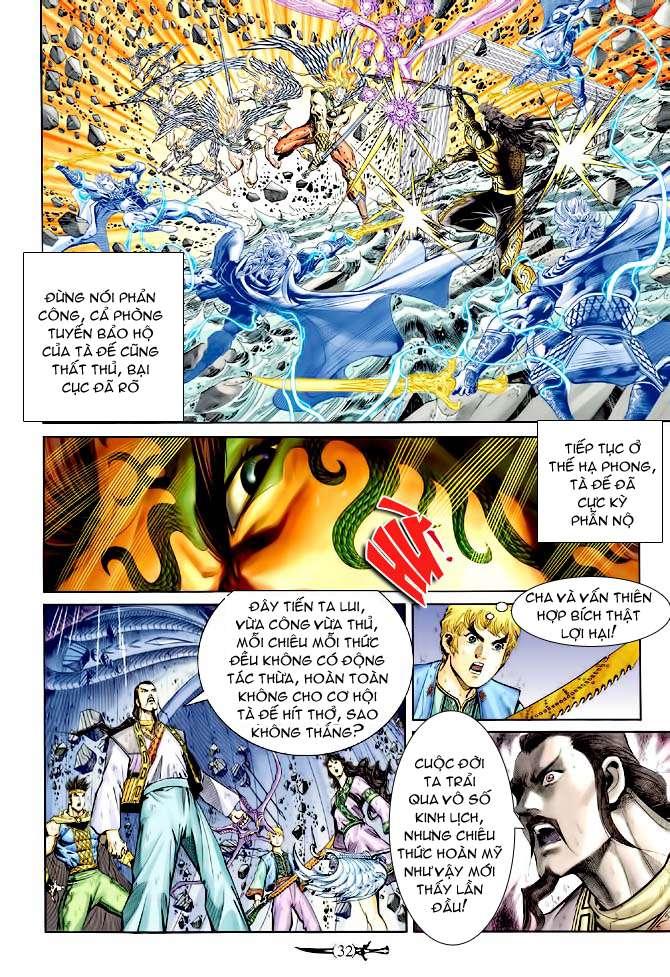 Thần Binh Huyền Kỳ I chap 145 - Trang 29