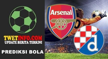 Prediksi Arsenal U19 vs Dinamo Zagreb U19