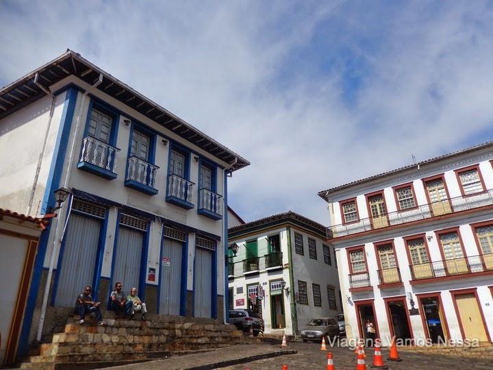 centro histórico de Diamantina
