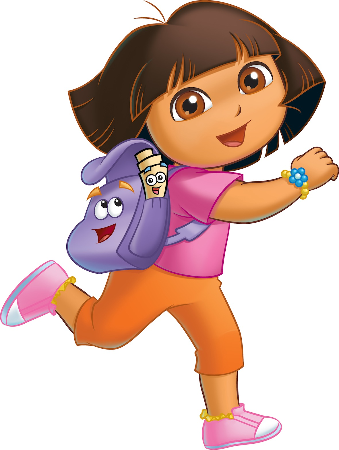 Dora the explorer new look