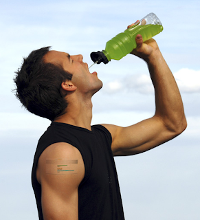 Importância de se hidratar com isotonicos