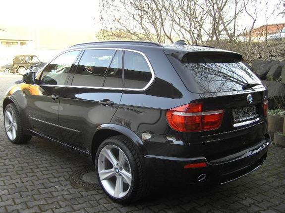 Car News Bmw X5 Black