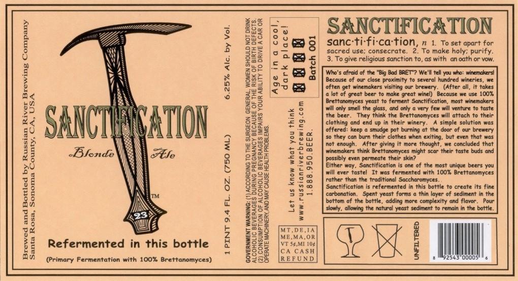 Consecration, russian, river, brewing Company
