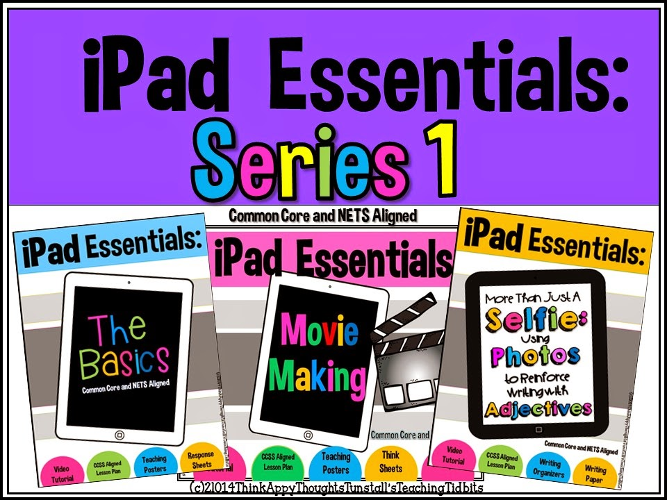 iPad Essentials