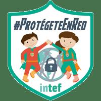 Insignia NOOC #ProtégeteEnRed
