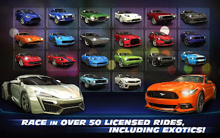 Games Android - Fast and furious: Legacy
