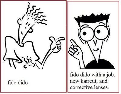 remember fido dido?