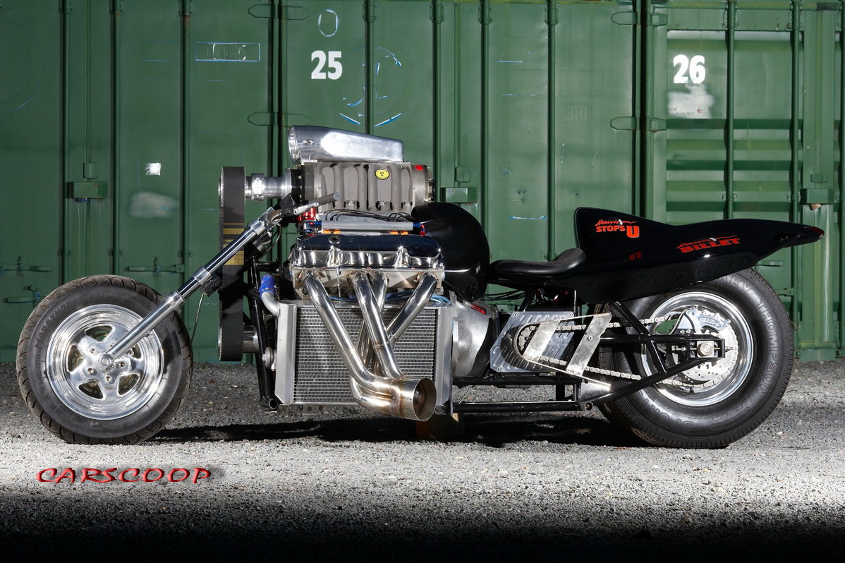 Boss Hog Frames : Rapom v picture of motor