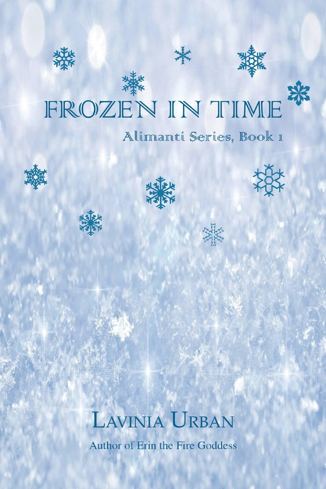 Frozen in Time: Alimanti series, Book 1