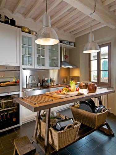 Estilo rustico cocina rustica de campo - Cocinas rusticas de campo ...