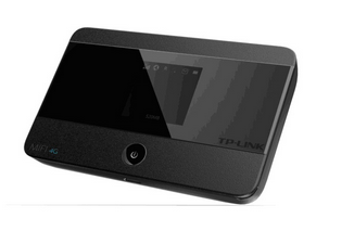 TP-Link M7350 MIFI 4G LTE-Enabled Hotspot Device
