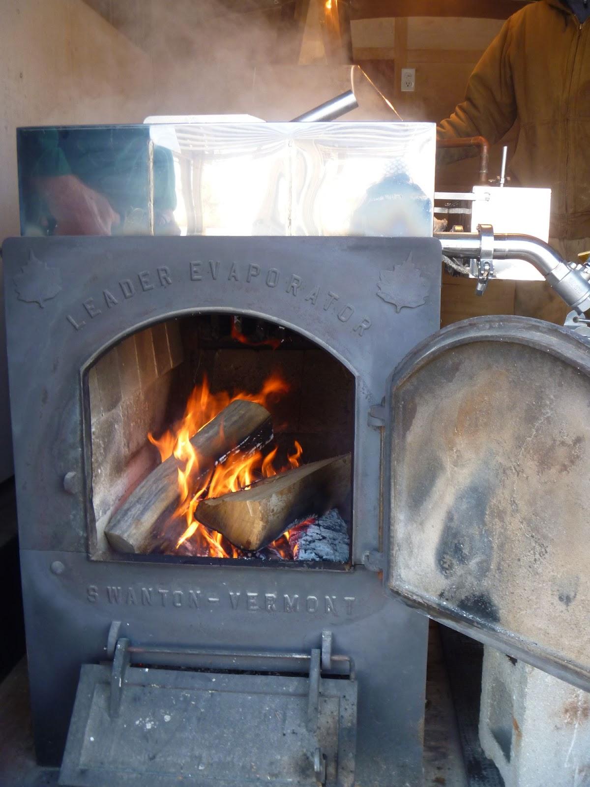 my homemade iowa life isu u0027s mobile maple syrup sugar shack