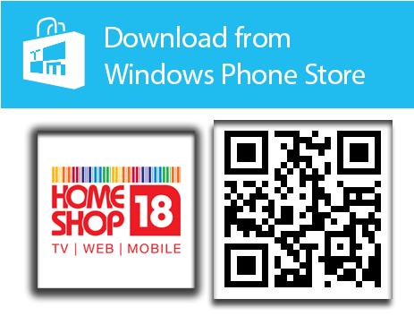 qr Home Shop 18 HS18