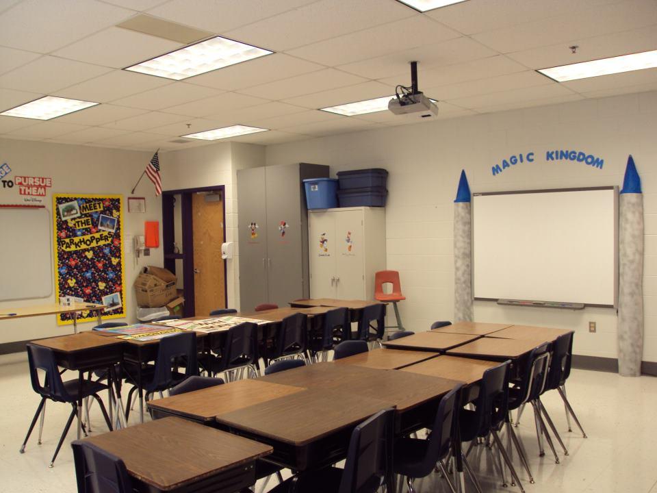 Creative Classroom Themes Disney Parks Classroom Theme