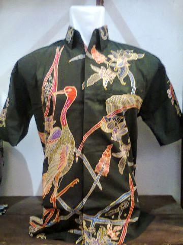 Baju Batik Online Batik Tulis Asli Batik Indonesia Dengan Model