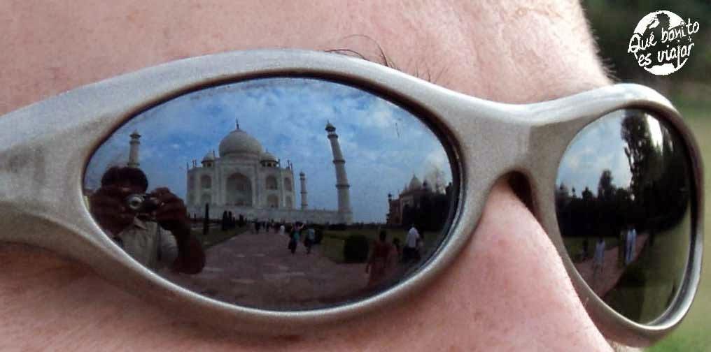Visita Taj Mahal India