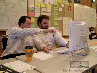 photo: pair programming