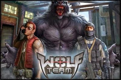 Wolfteam (волчий отряд)
