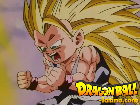 Dragon Ball GT capitulo 29