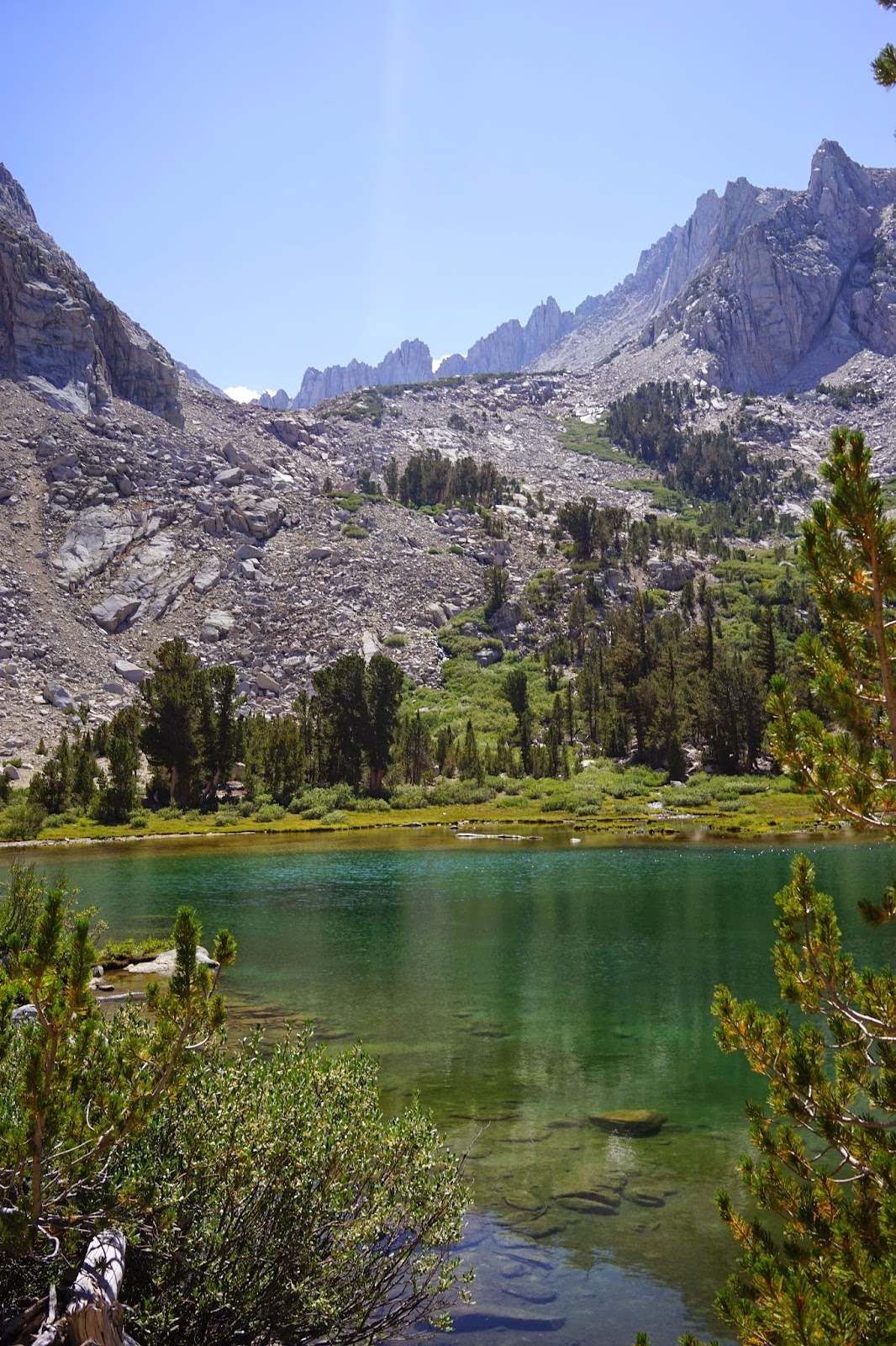 Mid sierra musings day hike to robinson lake from onion for Sierra valley