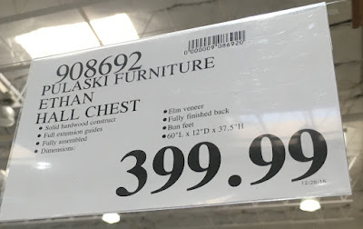 Deal for the Pulaski Storage Cabinet at Costco