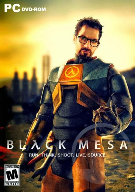 Game Black Mesa