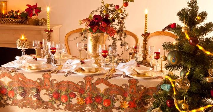Marzua manteles de navidad - Manteles mesas grandes ...