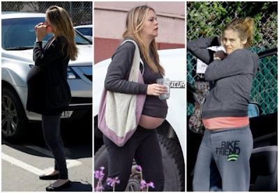 Celebrities when pregnant Seen On www.coolpicturegallery.us