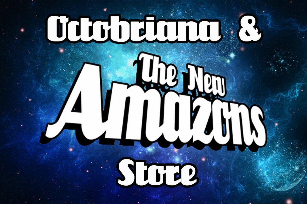 Link for OCTOBRIANA/THE NEW AMAZONS sales!