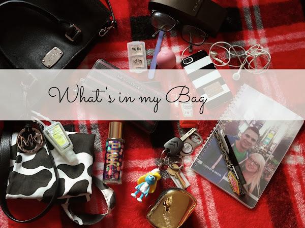 What's in my Bag - Michael Kors Bedford Medium Tote