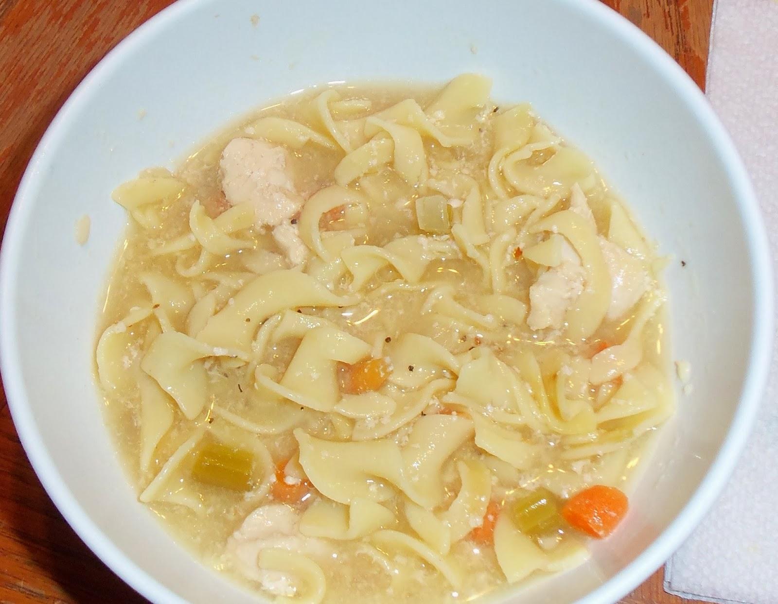 ... love. scrap.: Recipe of the Week #100- Crock Pot Chicken Noodle Soup