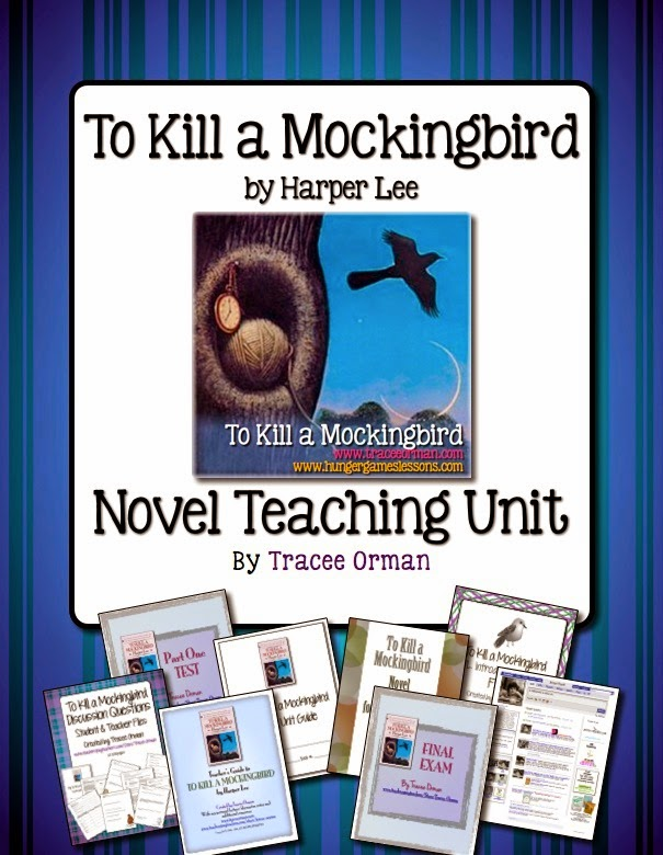 To Kill a Mockingbird Novel Unit