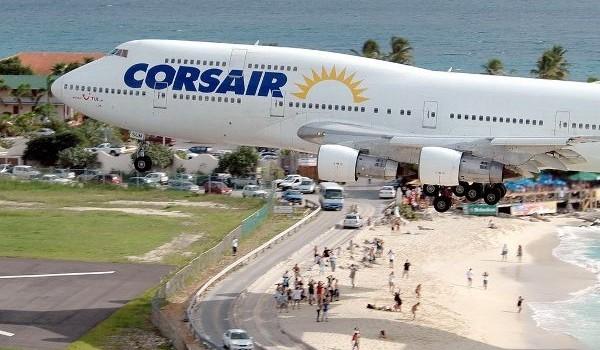 Aeropuertos más peligrosos del mundo