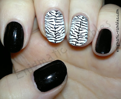 zebra-print-stamped-nails-nail-art-bp16-bps16