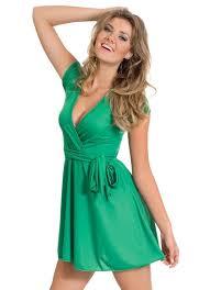 modelo de vestido verde para o reveillon - fotos e dicas