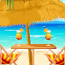 Calm Beach Vectors 4